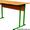 Стол ученический «145»,  Школьная мебель,  Парта школьная #1102810