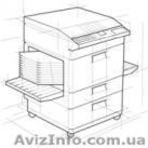 Печать чертежей и плакатов на ватмане - формат А1, Чернигов - Изображение #1, Объявление #25485
