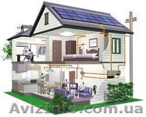 Электрик на дом - Изображение #1, Объявление #1041697