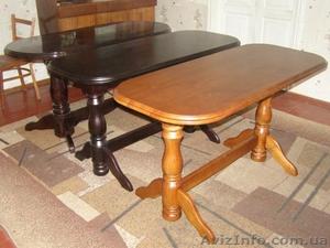 Продаётся дубовый стол - Изображение #3, Объявление #1187841