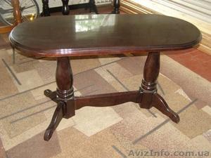 Продаётся дубовый стол - Изображение #1, Объявление #1187841