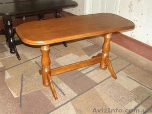 Продаётся дубовый стол - Изображение #2, Объявление #1187841