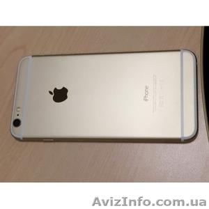 Apple Iphone 6 Gold 128GB - Изображение #1, Объявление #1258877