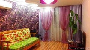 Посуточно 2-к квартира с хорошим ремонтом - Изображение #1, Объявление #1559685