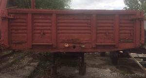 Продаем полуприцеп бортовой ОДАЗ 9370, 13,7 тонны, 1988 г.в. - Изображение #4, Объявление #1559296