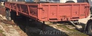 Продаем полуприцеп бортовой ОДАЗ 9370, 13,7 тонны, 1988 г.в. - Изображение #1, Объявление #1559296