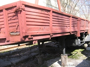 Продаем полуприцеп бортовой ОДАЗ 9370, 13,7 тонны, 1988 г.в. - Изображение #2, Объявление #1559296