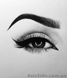 Татуаж бровей - перманентный макияж - Изображение #1, Объявление #1605612