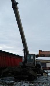 Продаем автокран ДАК КС-3575А-1,14 тонн, КрАЗ 250, 1993 г.в. - Изображение #3, Объявление #1611757