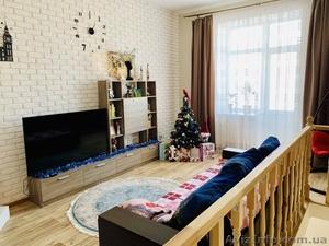 АВТОНОМНАЯ двухуровневая квартира в доме премиум-класса с мебелью. - Изображение #4, Объявление #1644256
