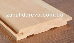 Вагонка деревянная сосна, ольха, липа Чернигов и область - Изображение #2, Объявление #1490940