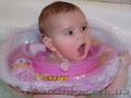 Продам круг на шею Baby Swimmer для купания новорожденных