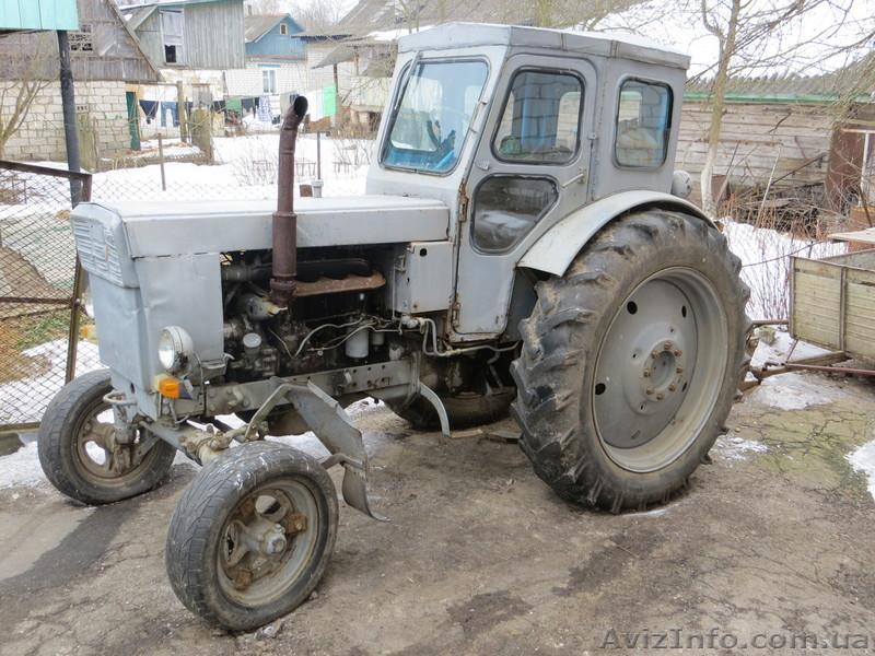 Трактор в Черниговской области: продажа б/у тракторов.