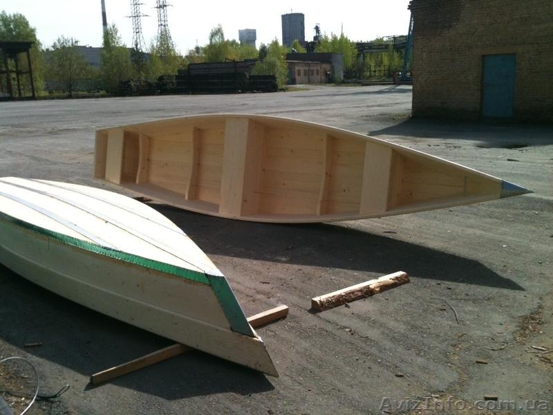 дощатые лодки