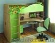 Детско-подростковая кровать.