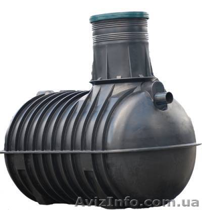 Септик для канализации пластиковый Киев, Объявление #962074