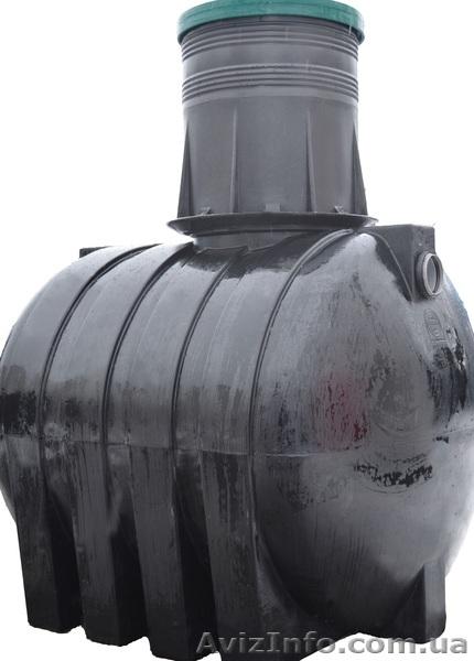 Септик канализационный для дачи дома ПОЛТАВА, Объявление #962060