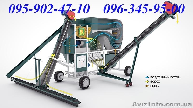 Продам мобильный ЗАВ (самопередвижной очистительный комплекс), Объявление #1230971