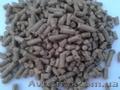 топливные пеллеты древесные хвойные из сосны для котловпродам 6 и 8 мм