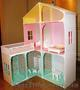 Кукольный домик из дерева эксклюзивного дизайна + Мебель в подарок