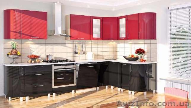 Кухня КХ-166 (3,1x1,7 м)доставка по Украине,наложенным платежом, Объявление #1518066