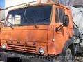 Продаем автобетоносмеситель СБ-92-1А,  4, 0 м3,  КАМАЗ 5511,  1987 г.в.